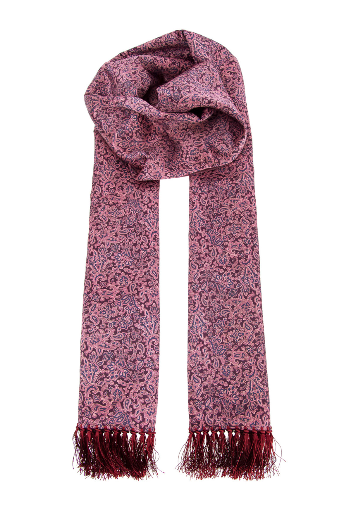 мужской шарф stefano ricci