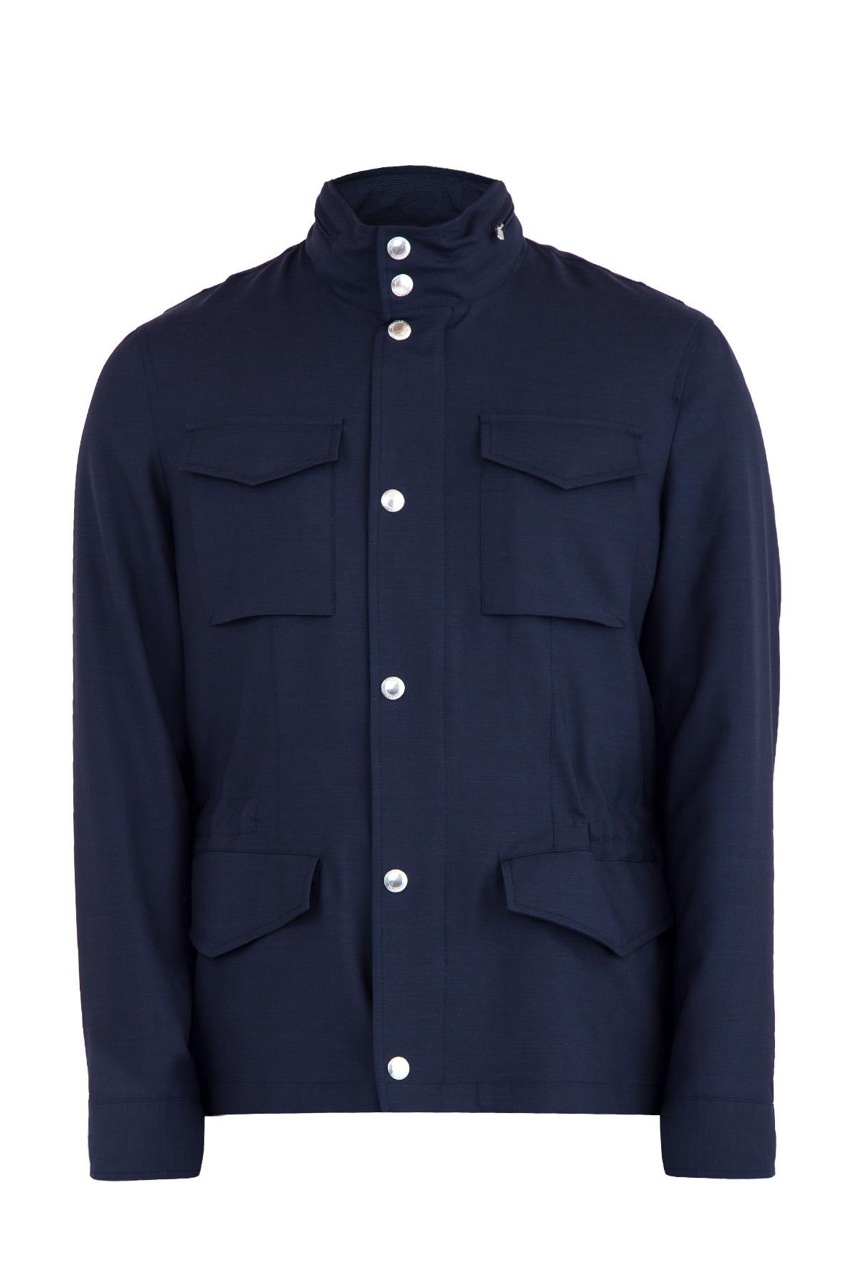 ветровкаКуртки<br><br>Материал: шерсть 100%;