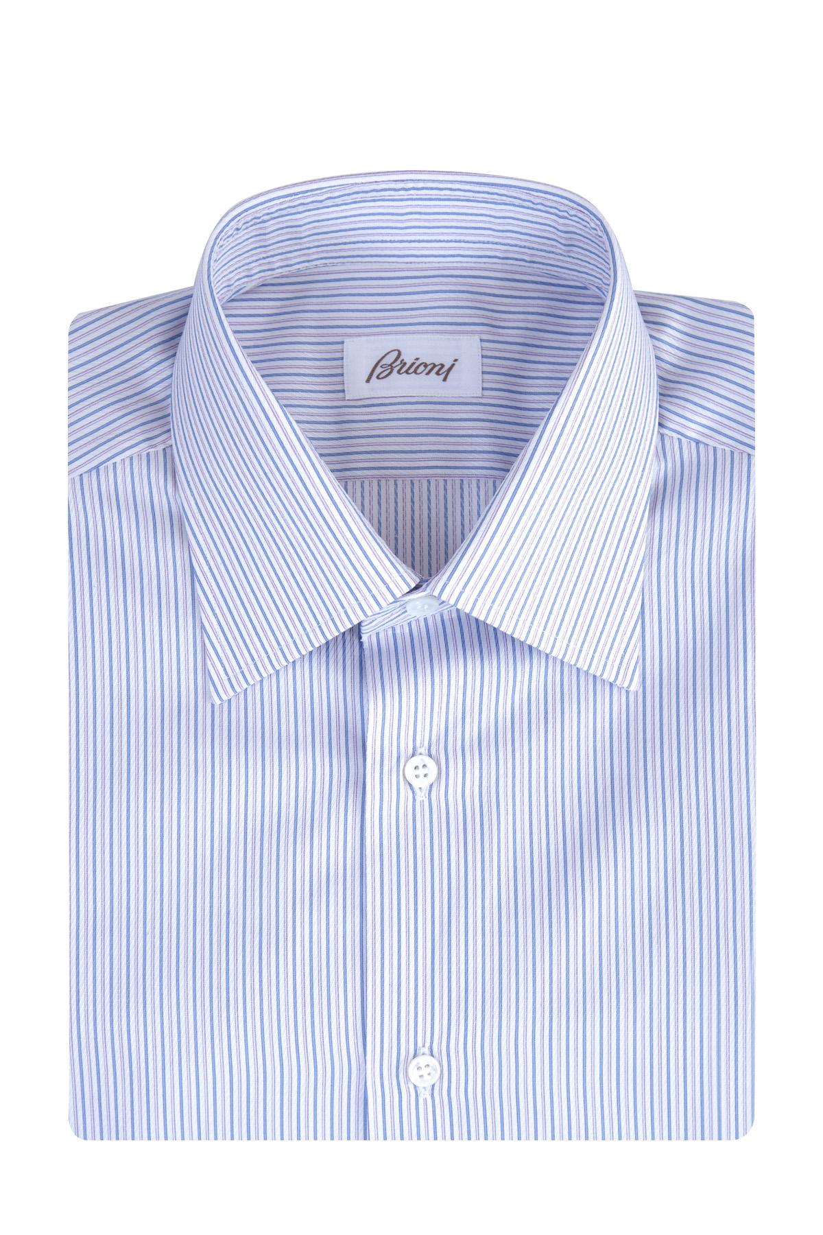 Купить Рубашка, BRIONI, Италия, 100% хлопок