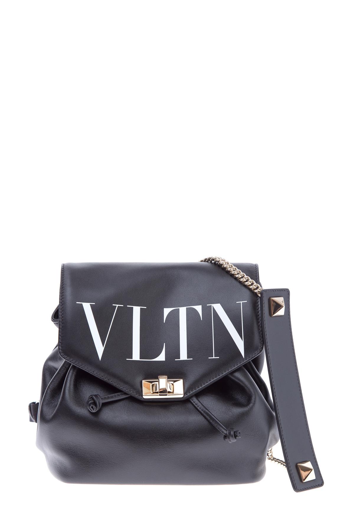 Сумка-рюкзак с логотипом VLTN