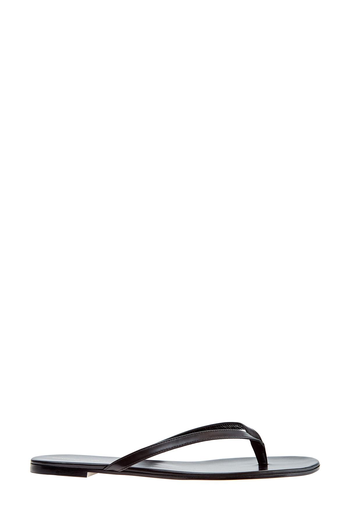 женские шлепанцы gianvito rossi