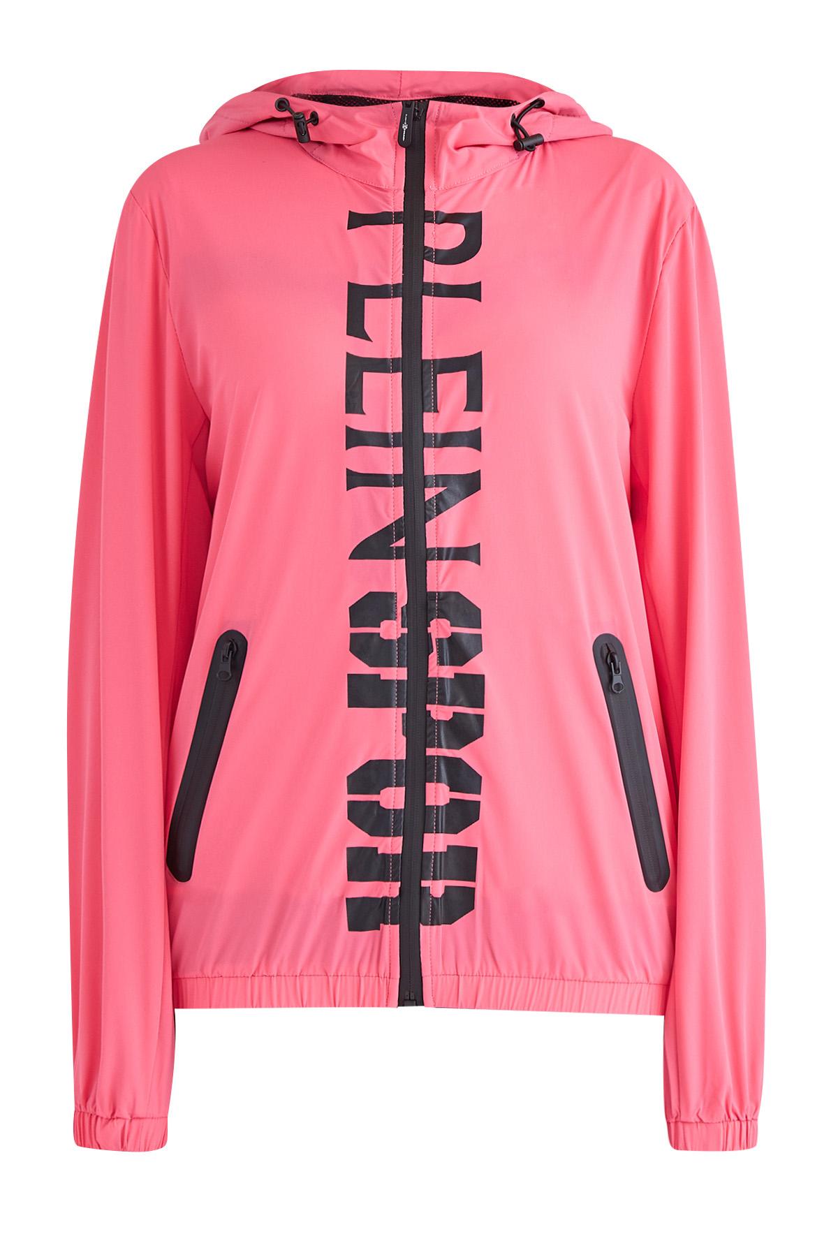 Купить Куртка, PHILIPP PLEIN, Италия, нейлон 85%, спандекс 15%