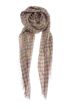 67699d2a6baa Брендовые женские шарфы, платки от мировых домов моды в интернет ...